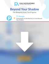 Beyond Your Shadow Infographic